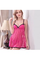 SV5400 Padded Cup Full Lace Babydoll