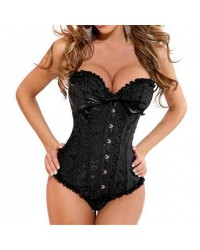 SV2615 Firm Printed Corset