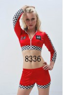 Racing Girl Outfit