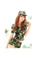SV1025 Sexy Army Outfit