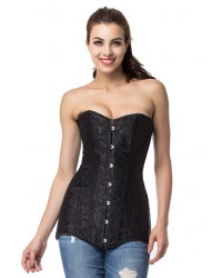 Long Corset with G-String