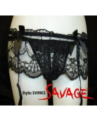 SV9903 Full Lace Suspender Belt